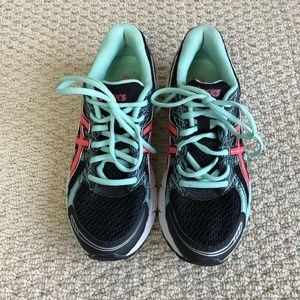 Asics Women's Size 6.5 Lace Up Tennis Shoes